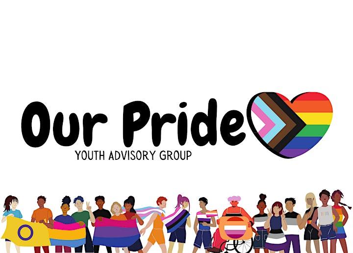 Your Pride Community Art Show image