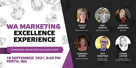 AMI Marketing Excellence Experience (WA) tickets