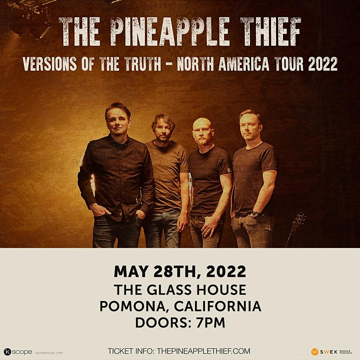 The Pineapple Thief image