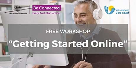 "FREE WORKSHOP ""Getting Started Online"" tickets"