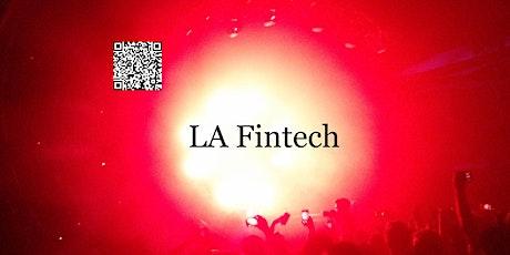 LA Fintech Mix Mingle Network tickets