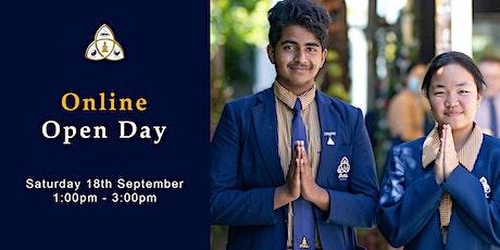 Online Open Day 2021 @ Pal Buddhist School tickets