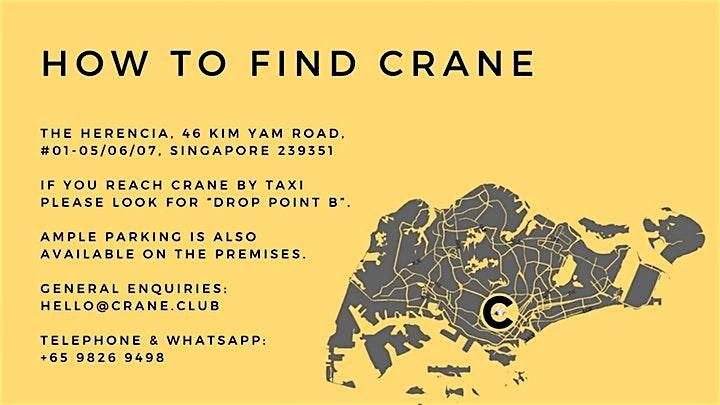 Craneum: Horror Film & Director's Talk image