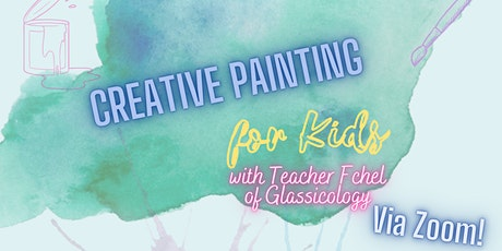 Creative Painting for Kids tickets