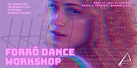 HHM Forró Dance Workshop tickets