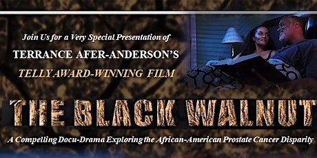 """Terrance Afer-Anderson's """"The Black Walnut"""" tickets"""