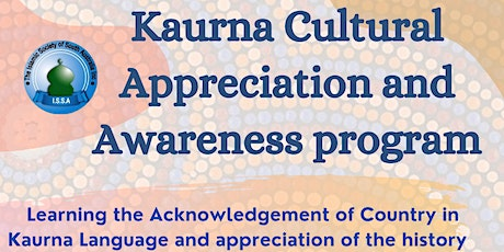 Living Kaurna Cultural Centre Picnic and Introduction to Kaurna Art tickets