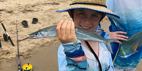 Fishing for beginners for Moreton Council at Deception Bay tickets