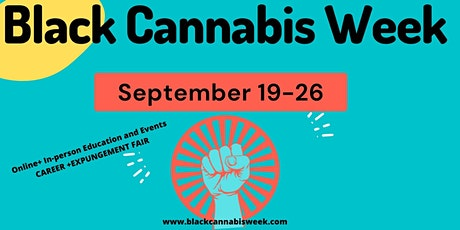 Black Cannabis Week tickets