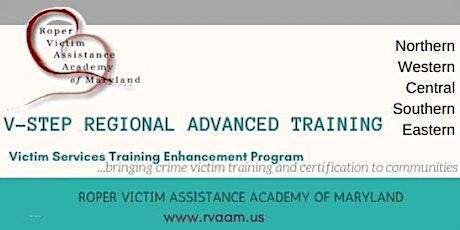 V-STEP WEBINAR: Victim Assistance Certification Program tickets