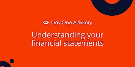 Understanding your financial statements tickets