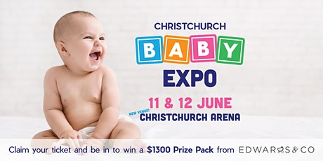 Christchurch Baby Expo 2022 tickets