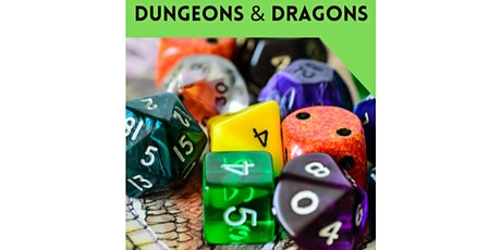 Dungeons & Dragons - Ages 8-13 tickets