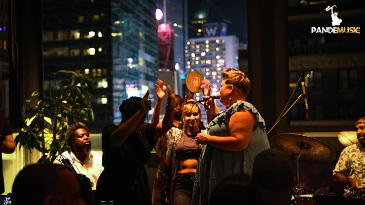 Prince Celebration - Oct 3rd - Rooftop Concert Times Square - Midtown NYC image