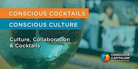 Conscious Cocktails: Culture, Collaboration & Cocktails tickets