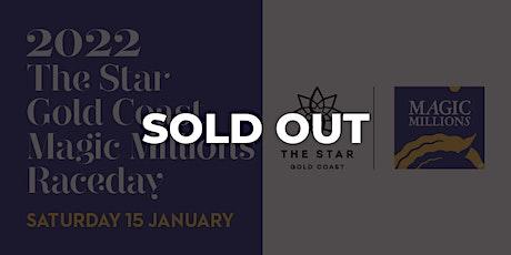 2022 The Star Gold Coast Magic Millions Raceday - Boardroom tickets