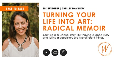Turning Your Life Into Art with Shelley Davidow tickets