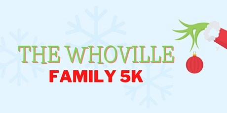 Whoville Family 5K tickets
