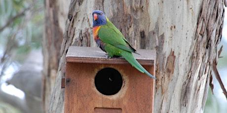Native Wildlife  Nest Box workshop tickets