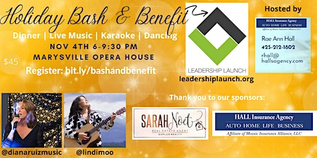 Holiday Bash & Benefit tickets