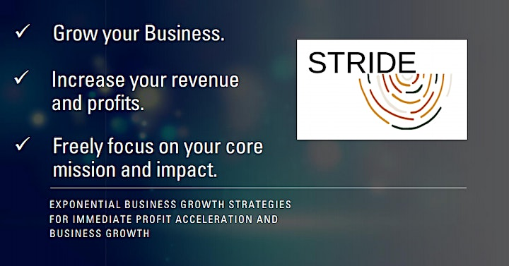 Exponential Business Growth Strategies  - How to scale up your Business image
