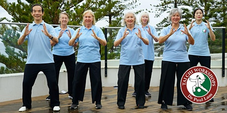 STAGE 2 ONLINE WORKSHOP: Tai Chi for Diabetes - Instructor Training tickets