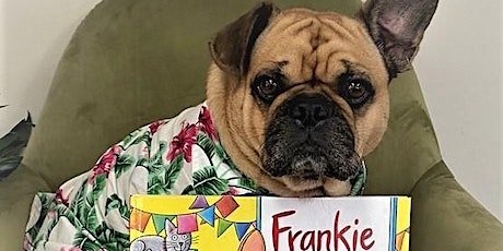 Frank the Kindy Dog - Book Talk and Meet and Greet tickets