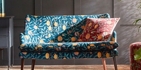 Behind the Showroom: William Morris Textiles tickets
