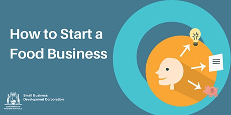 How to Start a Food Business tickets