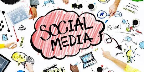 Effective Social Media Strategies Virtual Masterclass tickets