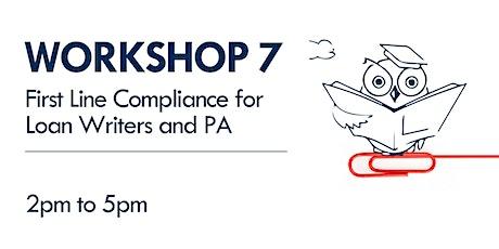 Front Line Compliance Workshop tickets