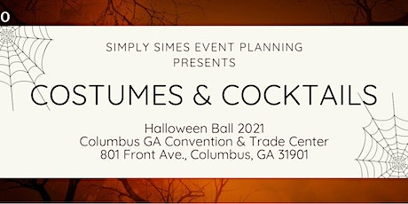 Costumes & Cocktails Halloween Ball tickets