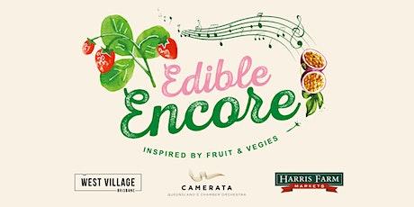 Edible Encore tickets