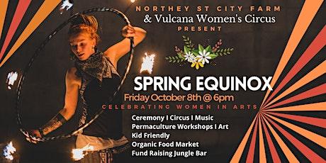 Spring Equinox tickets