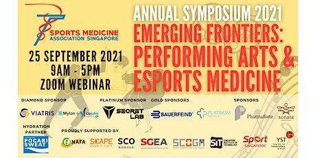 Emerging Frontiers: Performing Arts & Esports Medicine tickets
