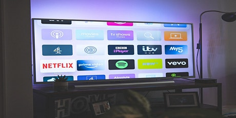 Introduction to Streaming Services tickets