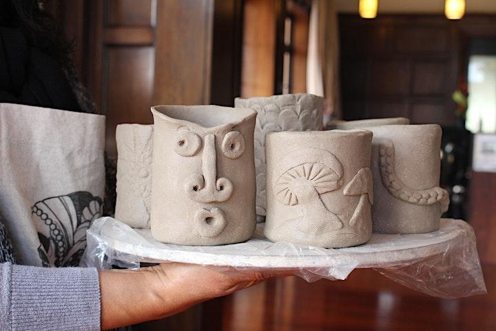 Spooky Lantern or Oil Burner   Pottery Workshops for Beginners image
