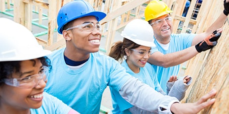 Building the future: Qualifications in Construction & the Built Environment tickets