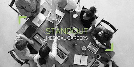 Virtual Medical Career Development Workshop tickets
