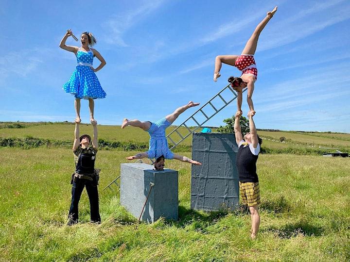 Keynsham Music Festival presents - Bert, a comic circus show for families. image