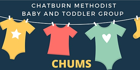 Chatburn Methodist Baby and Toddler Group tickets