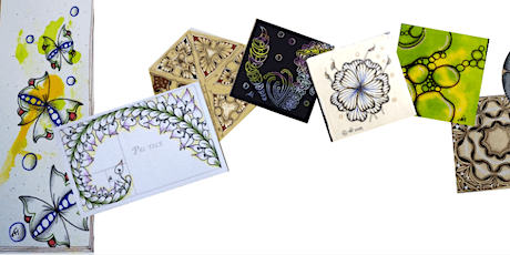 Zentangle Intermediate Course starts Oct 8 (8 Sessions) tickets