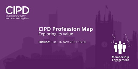 CIPD Profession Map: Exploring its value tickets