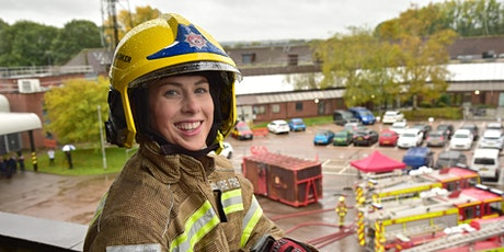 Recruitment Open Day - St Mary's fire station tickets