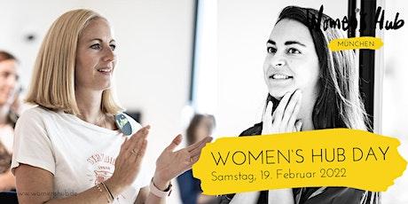 WOMEN'S HUB DAY MÜNCHEN 19. Februar 2022 Tickets