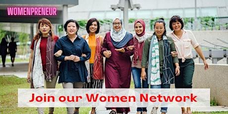 Womenpreneur Networking Session tickets
