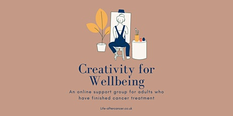 Creativity for Wellbeing tickets