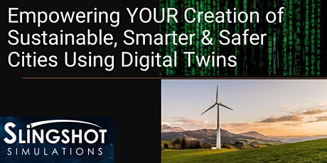 Empowering YOUR Creation of Sustainable Cities Using Digital Technology tickets