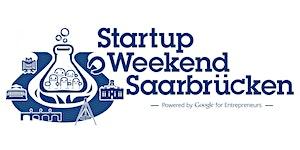 Startup Weekend Saarbrücken 30.10.2015