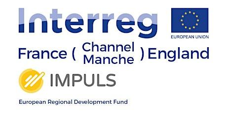 EU Interreg IMPULS UK NHS Market Access for French SMEs Workshop Webinar tickets